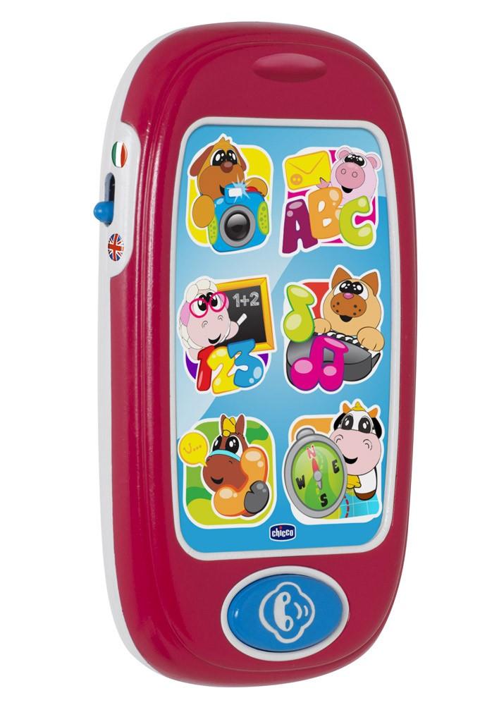 Smartphone della Fattoria Chicco