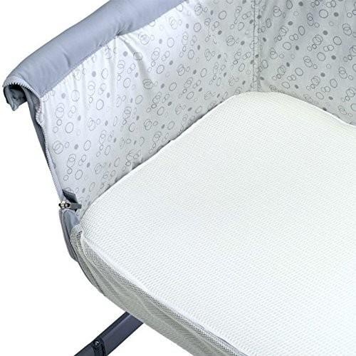 Night Breeze Chicco Cover per materasso Next2me