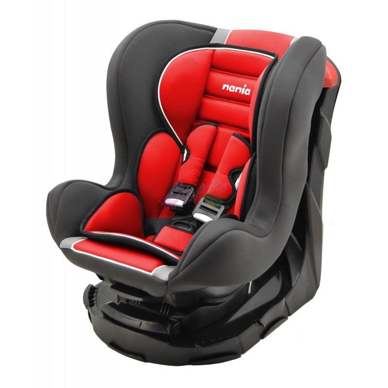 Nania Kindersitz Revo Rot