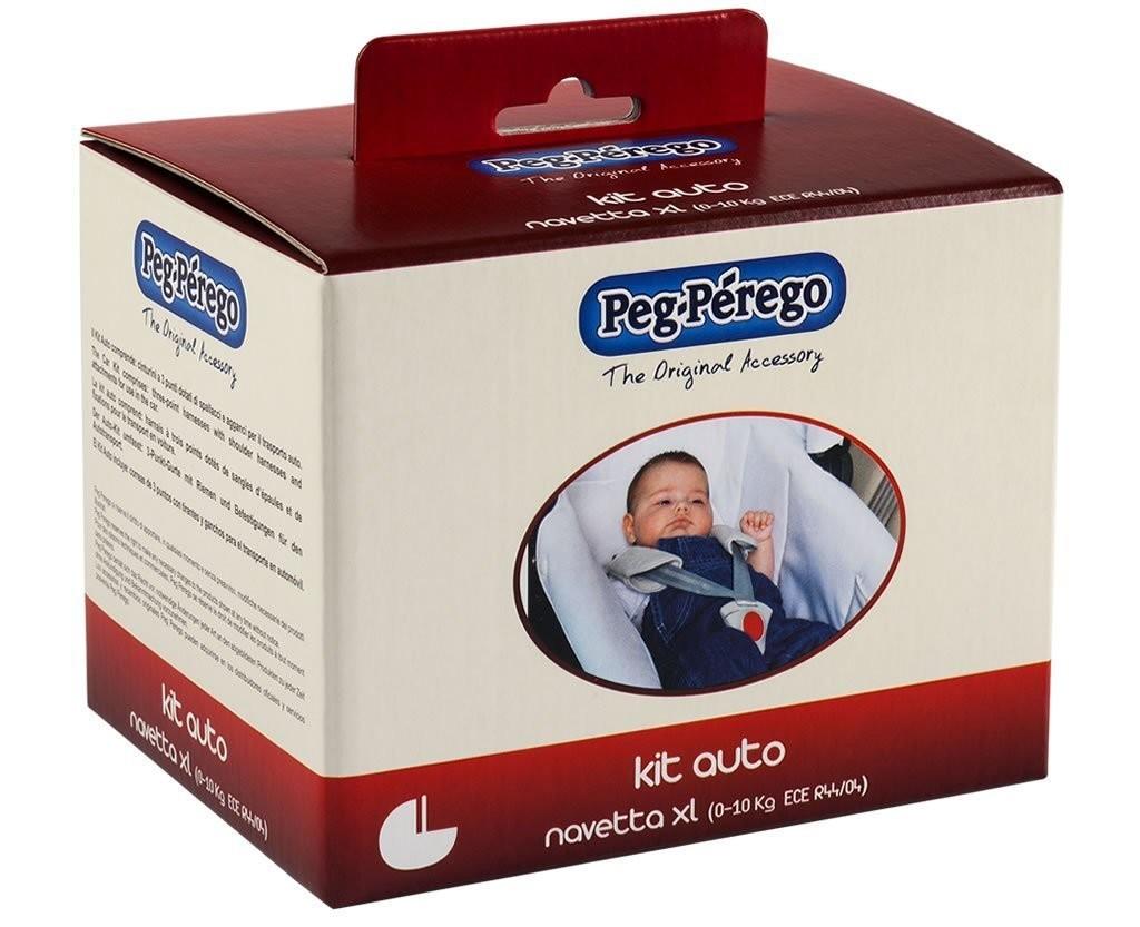 Kit Auto pour Nacelle Peg Perego