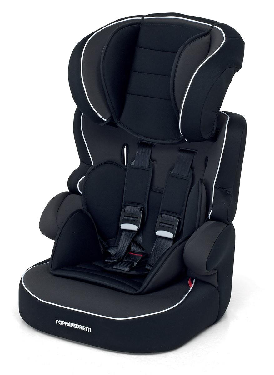 Foppapedretti Kindersitz Babyroad Noir