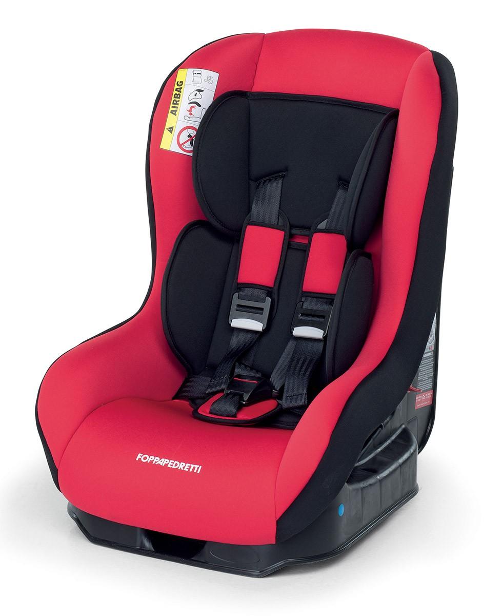 Silla de Auto Go Evolution Foppapedretti Rojo