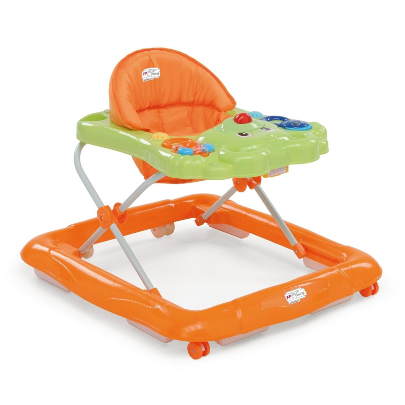 Trotteur In Giro Foppapedretti Orange